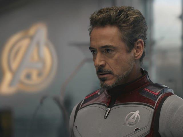 Saksikan Robert Downey Jr. dan Draft fantasi Russos, Tim Pembalas