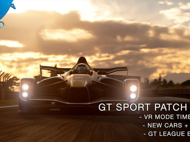 YES! Super GT is now on Gran Turismo Sport