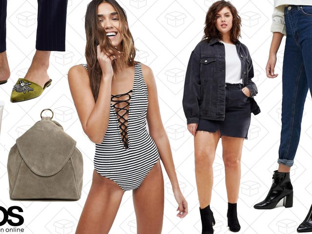 ASOS Is Giving You 15% Off Everything, Including Beauty and Sale Items