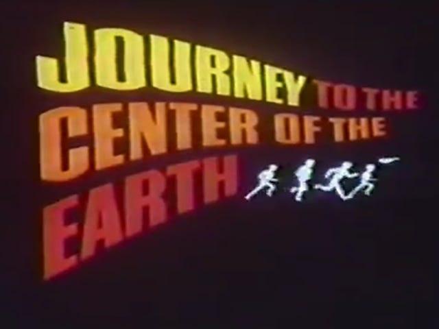 지구 중심으로의 여행