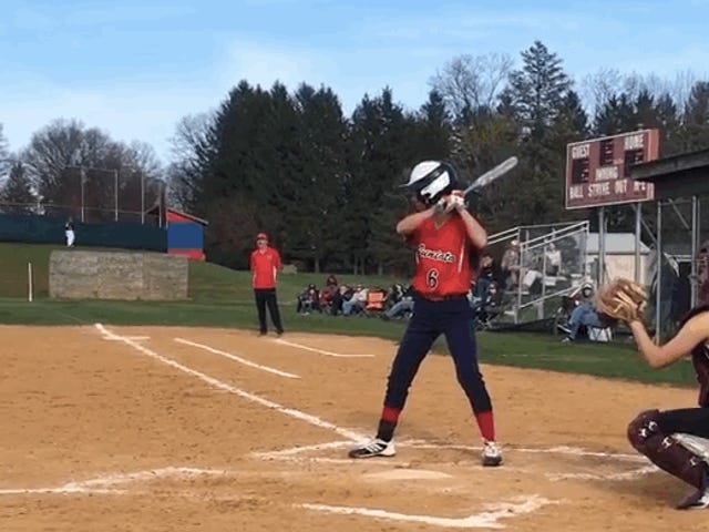 New Rule: Everyone Has To Bunt Like This Now