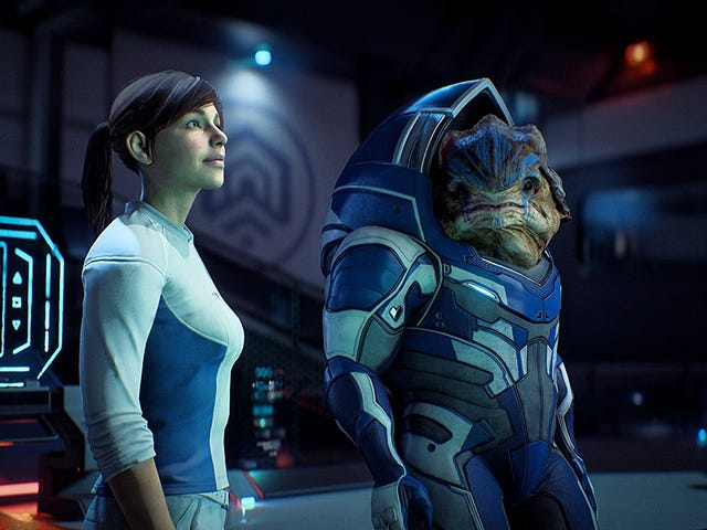 Here's the First Significant Discount We've Seen on Mass Effect Andromeda
