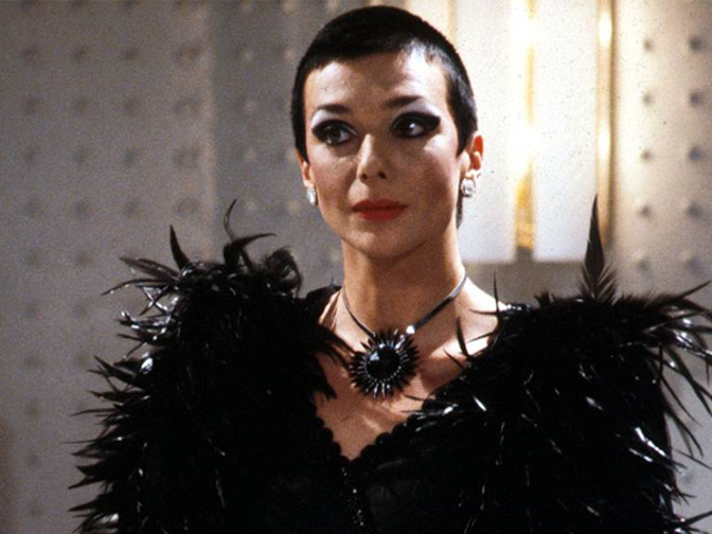 RIP Jacqueline Pearce Dazzling Villainess of Blake's 7