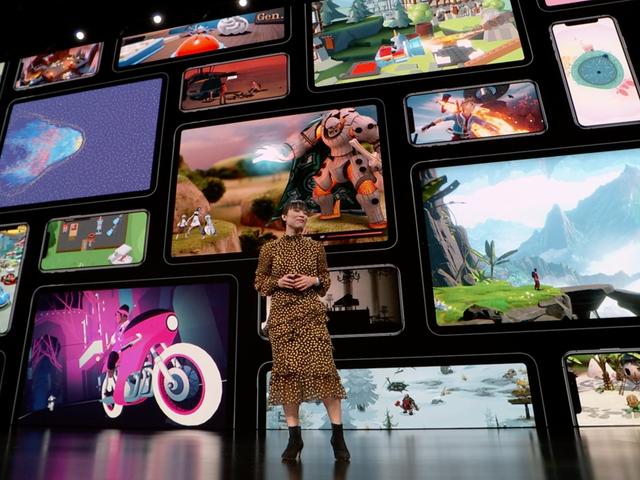 Apple Arcade iPhone、Mac、およびApple TV用のサービスの詳細について