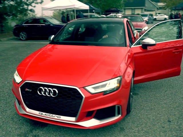 2017 Washington Auto Press Rally - Video Reviews - RS 3, Type R, Durango SRT, etc.