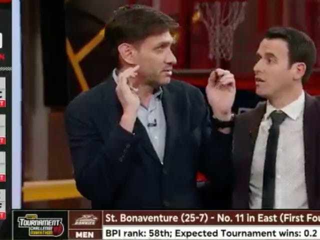 A Guy Did Some Weird Magic On ESPN<i> </i>And I Don't Like It