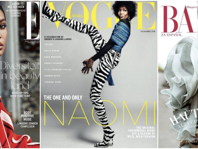 New and Next: Your Bimonthly Black Magazine Cover Roundup Is Here!