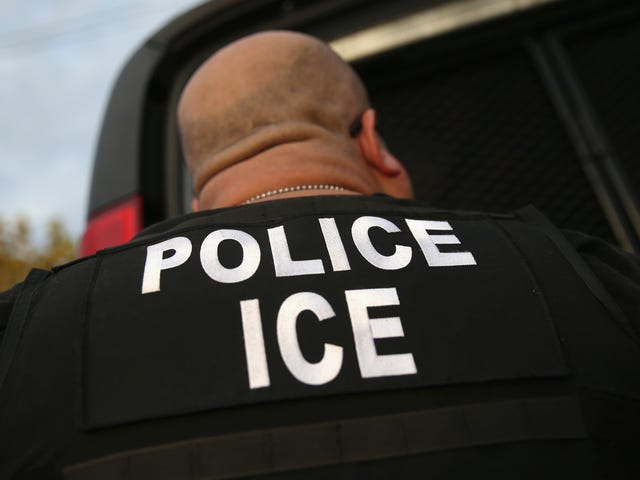 It Turns out All Kinds of Tech Companies Are Working With ICE