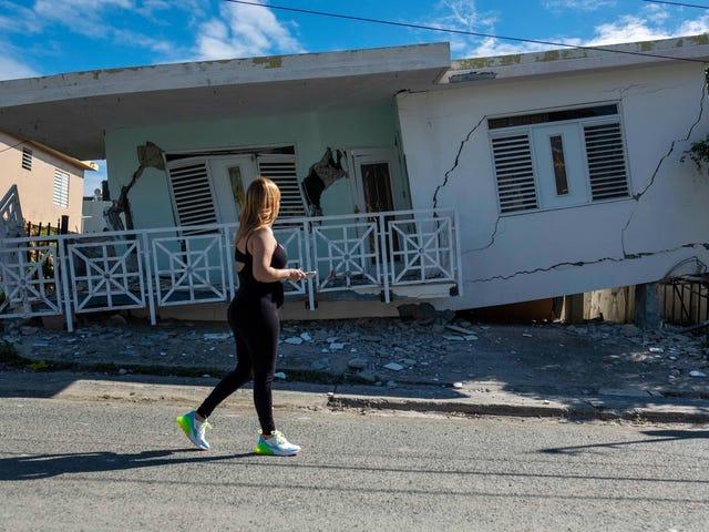 Puerto Rico Terjejas oleh Kejutan 5.9-Magnitude di Tengah Kegiatan Seismik yang Memudaratkan