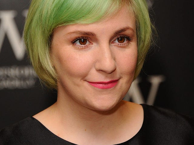 The Problem With Girls Like Lena Dunham