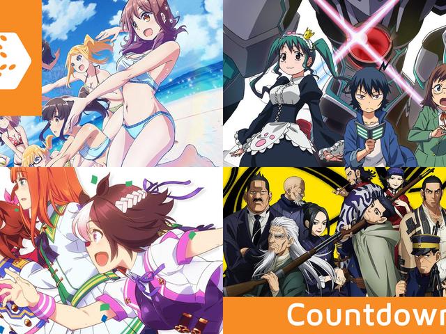Crunchyroller Countdown: Top 10 Crunchyroll Series of 2018 No One Saw
