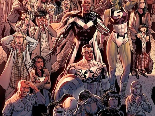 Μια ματιά στις τελευταίες ημέρες του σύμπαντος Marvel
