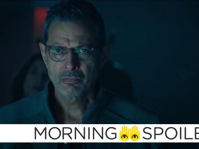 ¿Qué papel de película de superhéroe podría ser Jeff Goldblum posiblemente jugando?