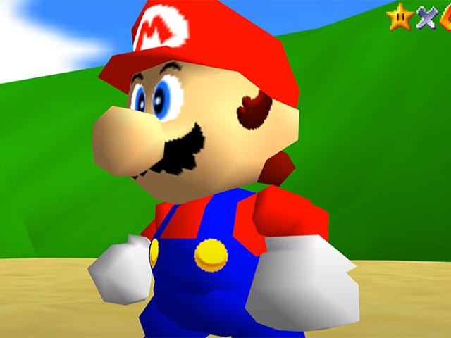 "Super Mario 64 Has Been ""Ported"" To The PC"