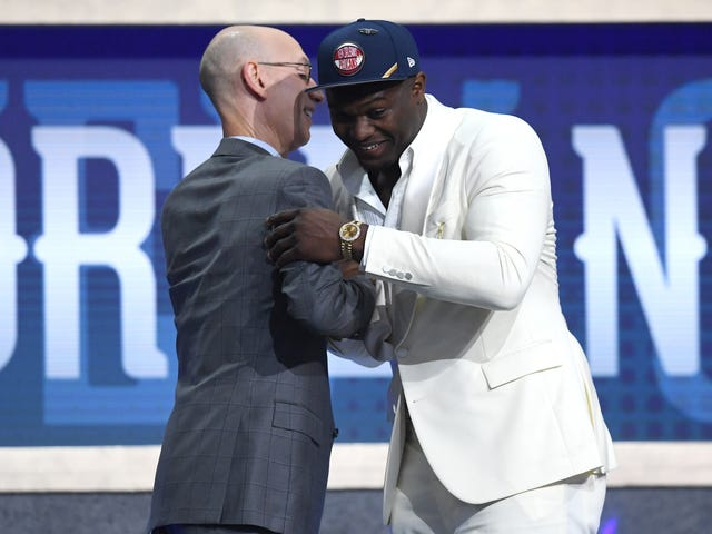 Narito Ang Mga Pinili ng Loterya Ng Draft ng 2019 NBA