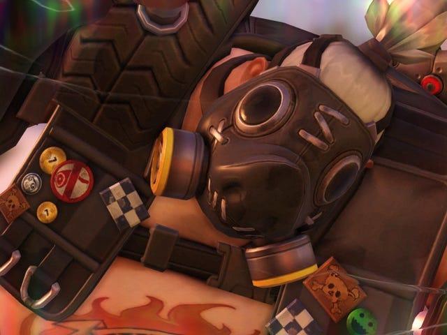 <i>Overwatch</i> Spelare är sorg Roadhog