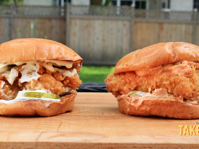 The rumors are true: Popeyes' fried chicken sandwich is better than Chick-fil-A's
