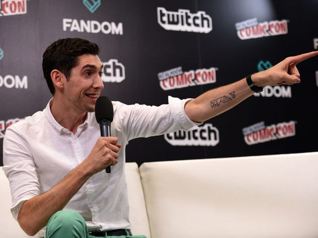 Max Landis, Who Has Not Been Missed, Returns