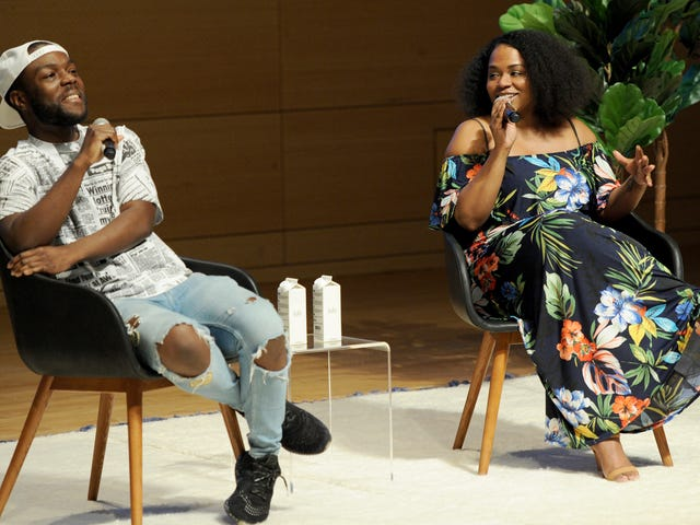 They're Hot and They're Coming Out On Top: Kid Fury and Crissle West Score Talk Show with Fuse TV