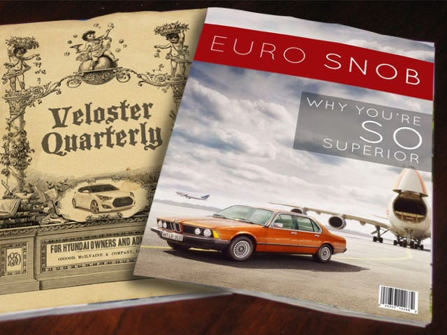 Car Magazines That Do Not Exist But Should Exist, Ranked