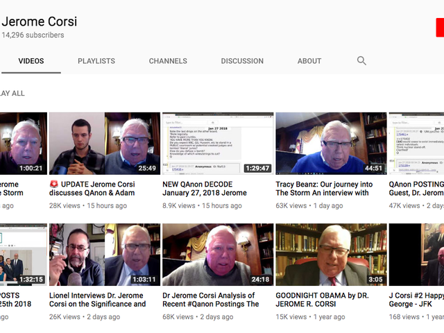 YouTube Terminates Account of InfoWars Bureau Chief [Updated]