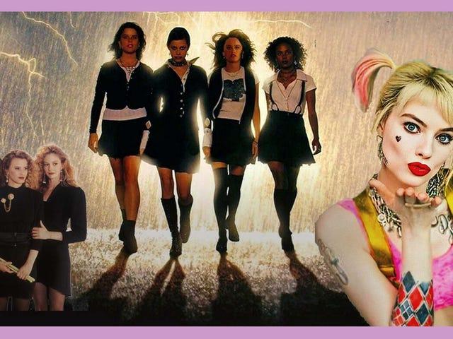 5 films de gangs de filles Kick-Ass à voir avant Birds of Prey