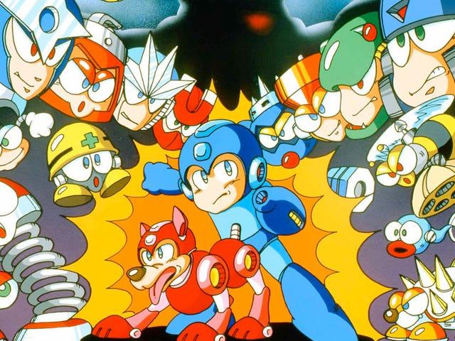 Cómo <i>Mega Man</i> sobrevivió a su creador dejando Capcom