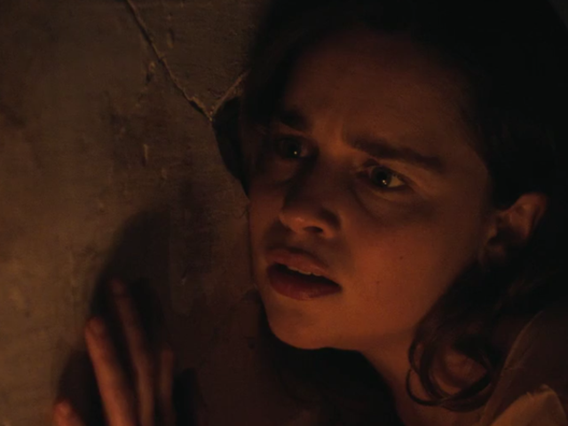 In the First Trailer for Voice in the Stone, Emilia Clarke Makes a Spooky House Call