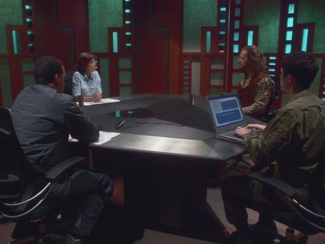 Stargate: Atlantis Rewatch - Season 1, Episode 5 epäily ja episodi 6 Childhood's End