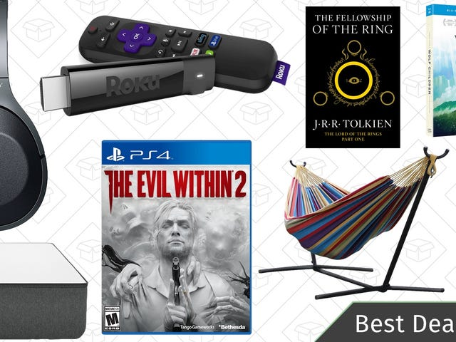 Sunday's Best Deals: The Best Noise Canceling Headphones, Casper Mattresses, Anime, and More