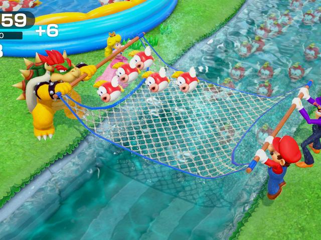 Schnappen Sie sich ein paar Freunde und sparen Sie $ 20 bei der Super Mario Party für den Prime Day
