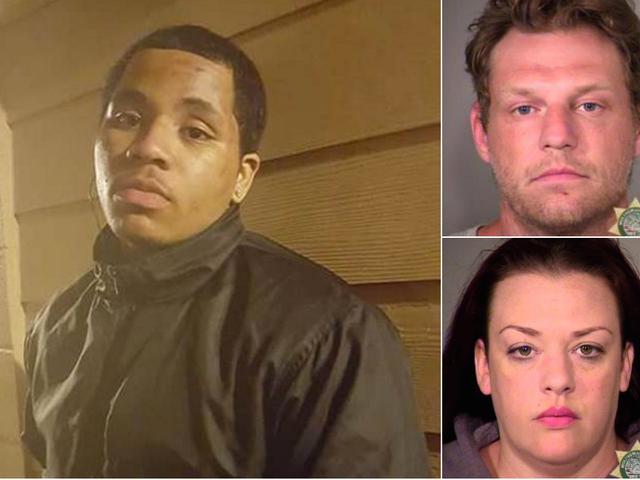 男子被指控跑过来,杀死黑人青少年与白人至上主义监狱帮派有联系:警察