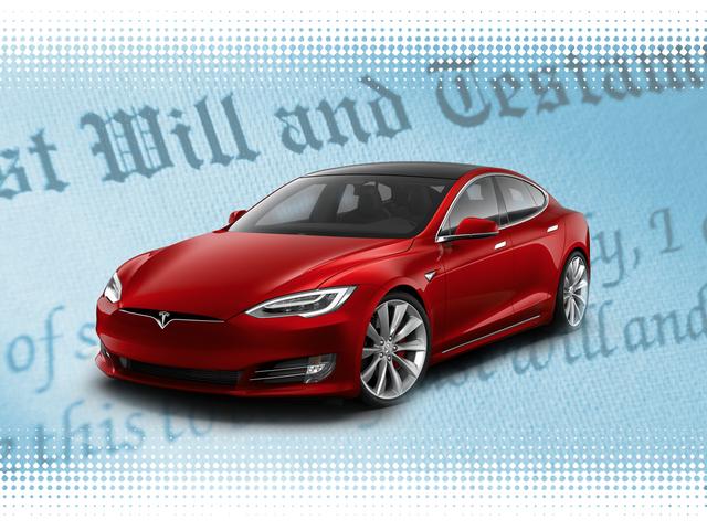 Tesla Fanboy Writes Online 'Will' To Be Sure No One Sues Tesla If Autopilot Kills Him