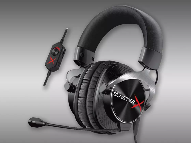 Why Spend $80 On a SoundBlasterX H5 Gaming Headset When You Could Spend $30?