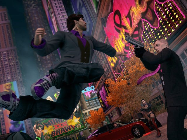 The Week In Games: Saint's Row On The Go