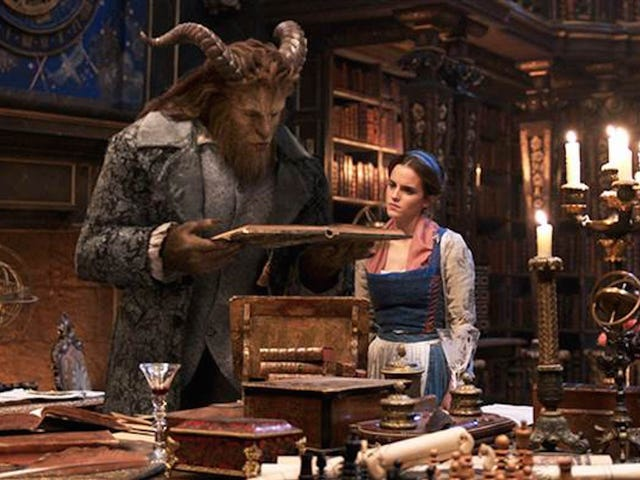 Russia Restricts Beauty And the Beast Film to Those Older Than 16