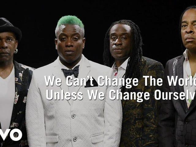 TIL (TW: Political music video)