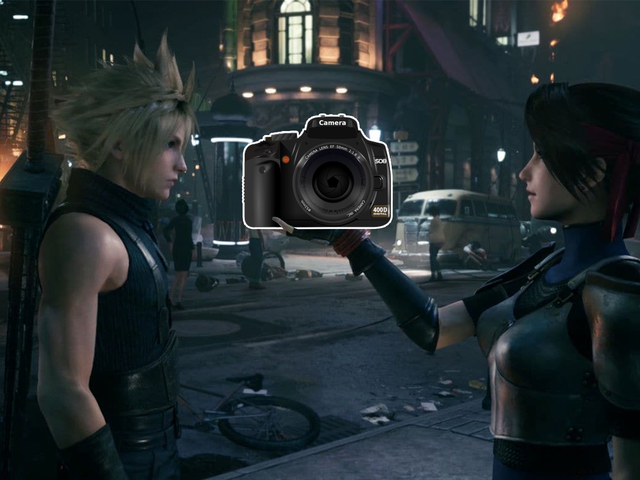Final Fantasy VII Remake Needs A Photo Mode