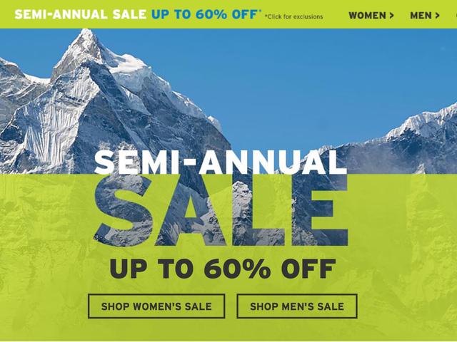 Eddie Bauer's Semi-Annual Sale Is Overflowing With Winter Wear