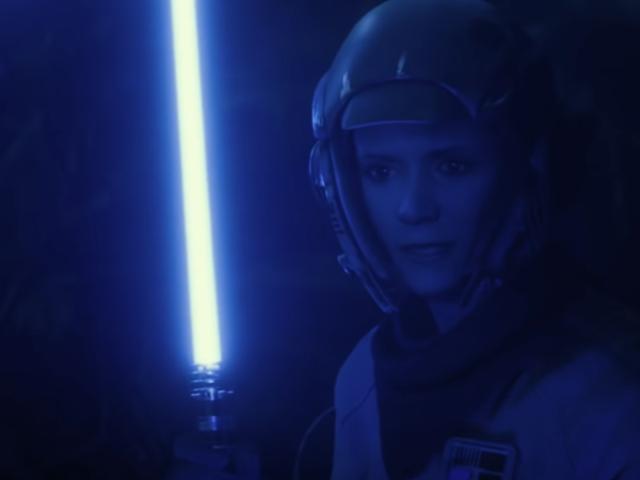 Leia thành công nơi Luke thất bại