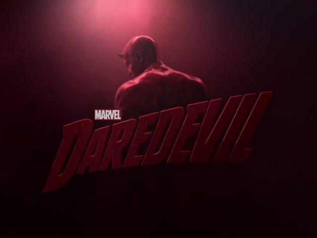 DAREDEVIL: that intro! (Episode 2 spoilers)
