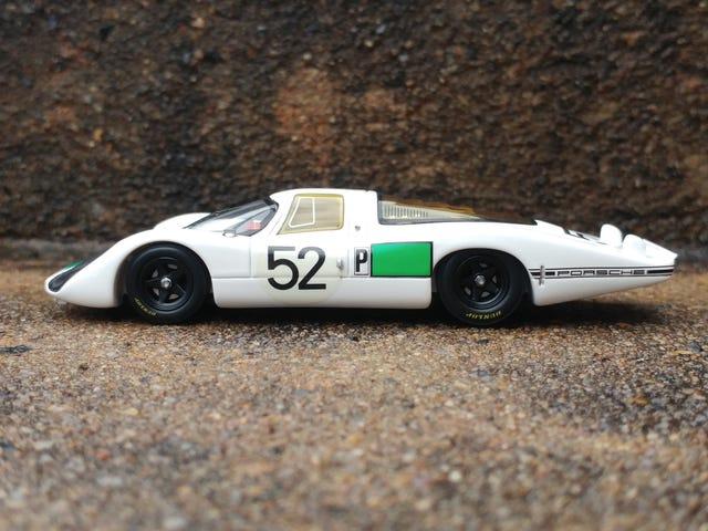 [Teutonic Tuesday] Enduring Legends: Porsche 907