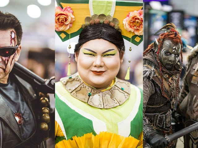 Our Favorite Cosplay Photos From Oz Comic-Con