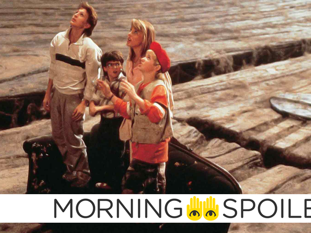 Updates From Disney's Honey I Shrunk the Kids Reboot, and More