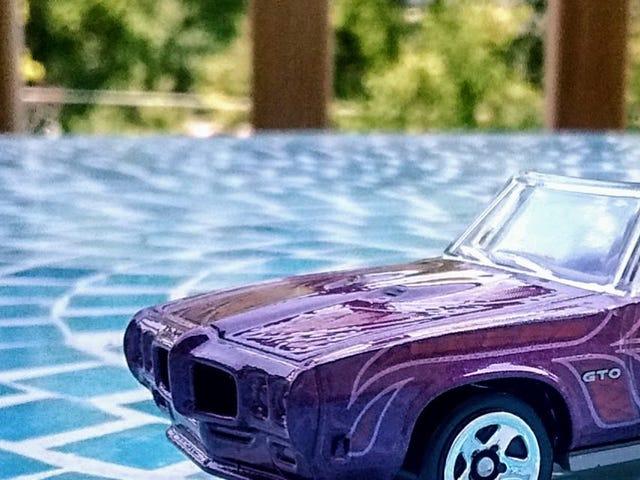 HW Target Retro '70 Pontiac GTO