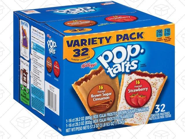 Back In Stock: Snack On 32 Pop-Tarts For Under $5