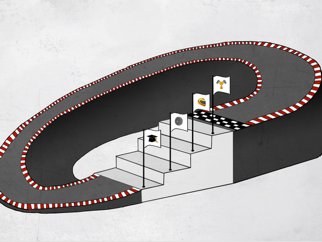 Here Is A Real, Semi-Accessible Way To Become a Race-Car Driver