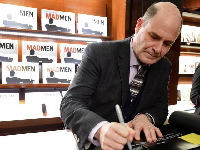 Matthew Weiner Says He Doesn't Remember Sexually Harassing Mad Men Writer