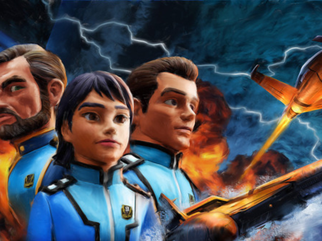 A new Gerry Anderson puppet show is heading to Kickstarter