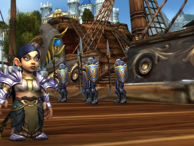 I've Picked My Side For World Of Warcraft's Battle For Azeroth